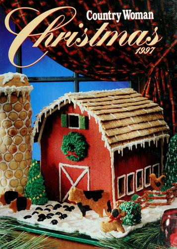 Country woman Christmas, 1997 by