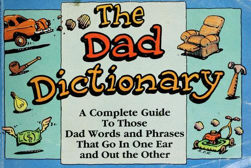 The Dad dictionary by
