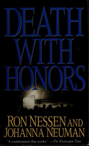 Death with honors by Ron Nessen