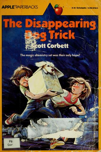 The disappearing dog trick by Scott Corbett