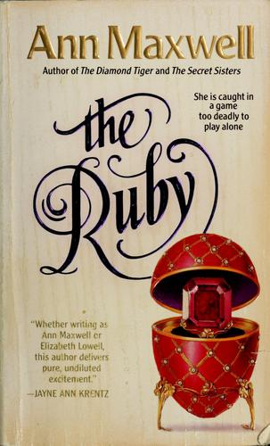 The ruby by Ann Maxwell