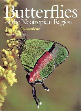 Butterflies of the Neotropical Region. Part 7: Lycaenidae by