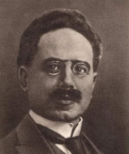 Photo of Karl Liebknecht