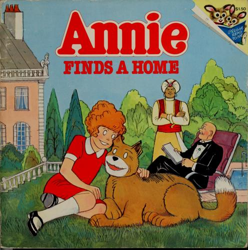 Annie finds a home by Amy Ehrlich