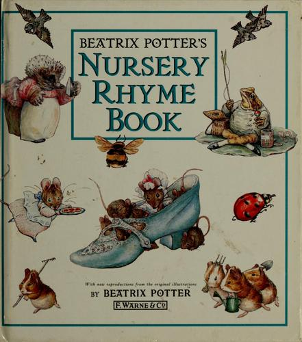 Beatrix Potter's nursery rhyme book by Jean Little
