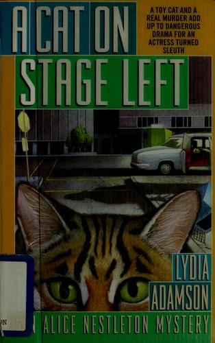 A Cat on Stage Left (Alice Nestleton Mystery)