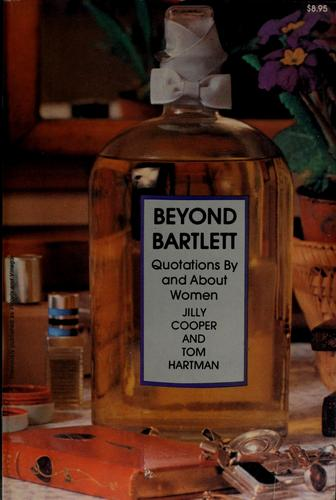 Beyond Bartlett by