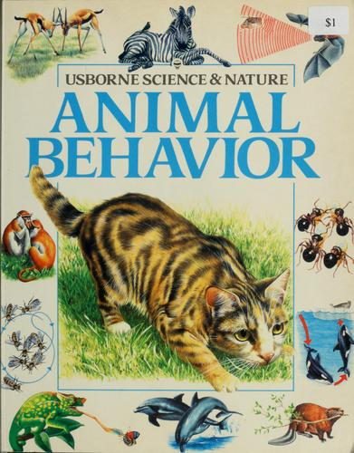 Animal behavior by Felicity Brooks