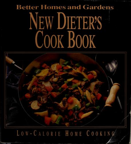 New dieter's cook book by