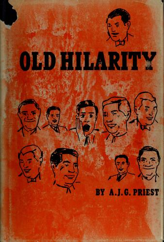Old hilarity by A. J. G. Priest