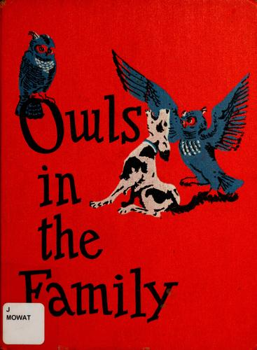Owls in the Family by Farley Mowat