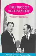 The price of achievement
