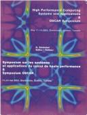 Proceedings of the 17th International Symposium on High Performance Computing Systems and Applications and Oscar Symposium by D. Senechal