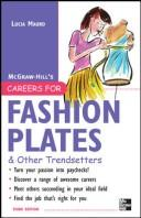 McGraw-Hill's careers for fashion plates by Lucia Mauro