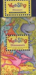 Wee Sing Dinosaurs book and cassette by Susan Hagen Nipp