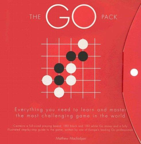 The Game of Go Pack by Matthew MacFadyen