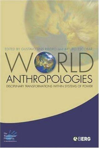 World anthropologies by