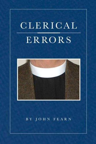 Clerical Errors by John Fearn
