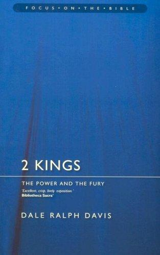 2 Kings by Davis, Dale Ralph