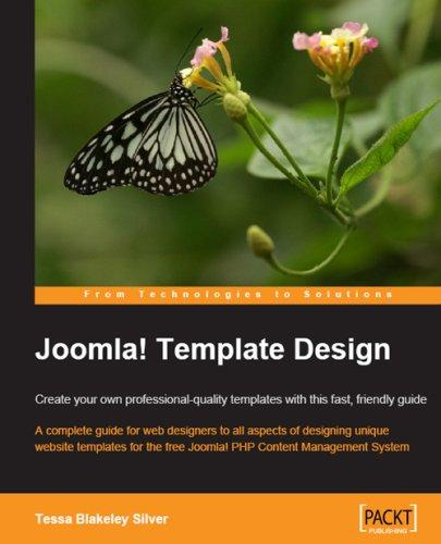 Joomla! Template Design by Tessa, Blakeley Silver