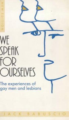 We Speak for Ourselves