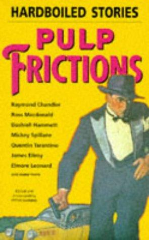 Pulp Frictions by Peter Høeg