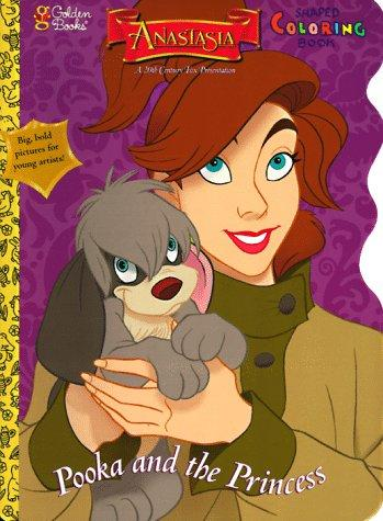 Pooka and the Princess by Golden Books