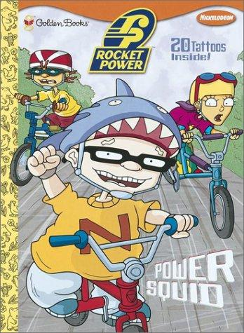 Power Squid! (Paint Box Book) by Golden Books