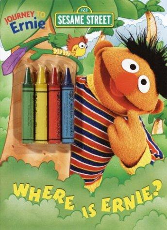 Where Is Ernie? by Golden Books