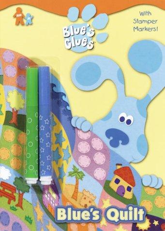 Blue's Quilt (Col Plus SelfInk Stamper Mark) by Golden Books