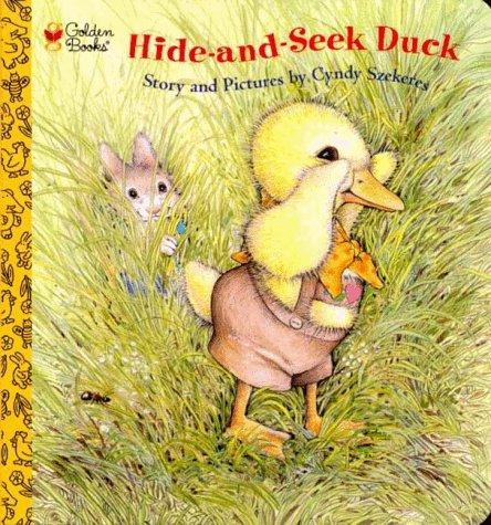 Hide-and-Seek Duck (Golden Naptime Tale) by Golden Books