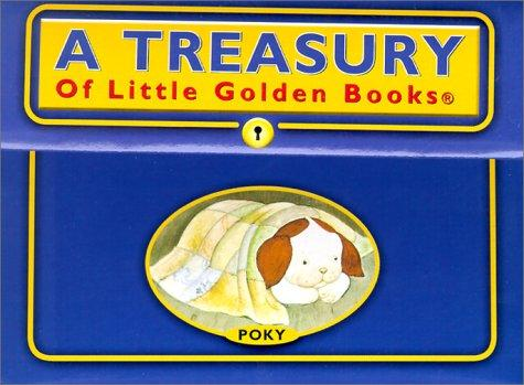 A Treasury of Little Golden Books by Golden Books