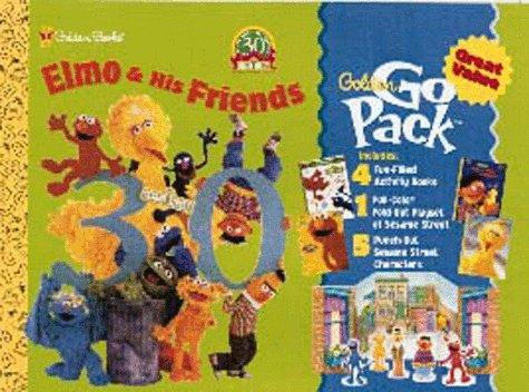 Sesame Street by Golden Books