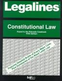 Legalines: Constitutional Law