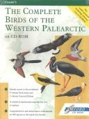 The Complete Birds of the Western Palearctic by Stanley Cramp