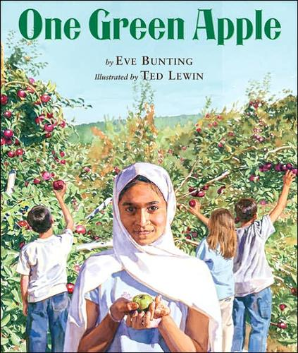 One Green Apple by