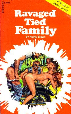 Ravaged Tied Family by Frank Brown