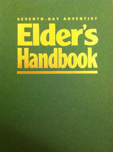 Seventh-Day Adventist Elder's Handbook by