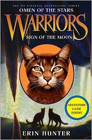 Warriors: Omen of the Stars #4: Sign of the Moon by