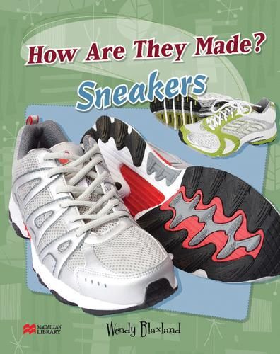 Sneakers by Wendy Blaxland