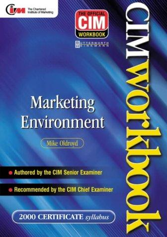 CIM Coursebook 00/01 by Mike Oldroyd