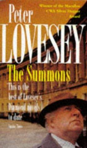 The Summons (Peter Diamond Mysteries)