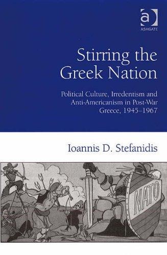 Stirring the Greek Nation by Ioannis D. Stefanidis