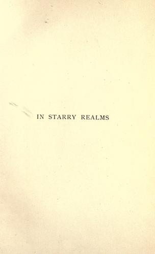 In starry realms by Ball, Robert S. Sir